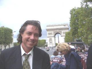 Luke Ford in Paris