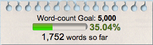 Minion v1.0's Word Count - 16 Nov 2012