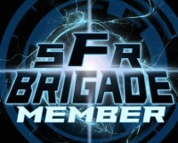 SFR Brigade Member Badge