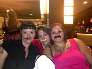 UtopYA Mustache Mafia