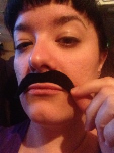 Mustachioed Starla