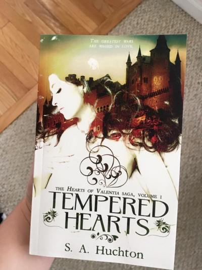 Tempered Hearts: The paperback!