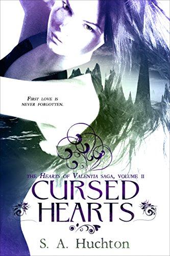Cursed Hearts (Hearts of Valentia Book 2)