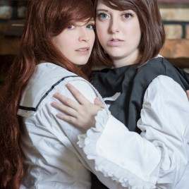 Rozen Maiden Duo – Cecillia and Starlis