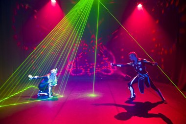 The Laser Wizards