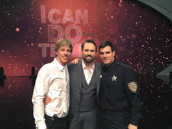 "inmot!on im ZDF bei ""I Can Do That"""