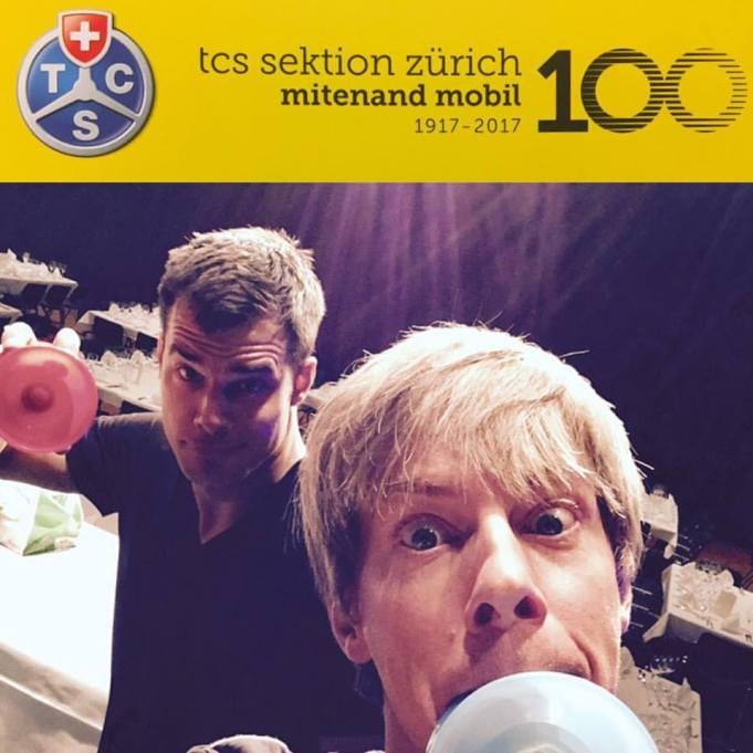 Inmot!on for Touring Club Schweiz