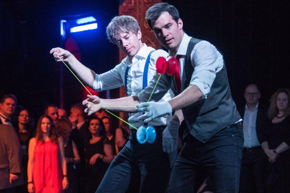 die Yo-Yo Welt- und Europameister inmot!on