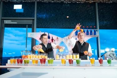 Cocktail Entertainment am Grinding Symposium 2019 - Abendveranstaltung