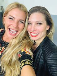JennyFire mit Giulia Siegell