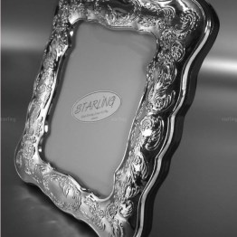 Fotorahmen Bilderrahmen Sterling Silber 925