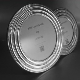Fotorahmen,Bilderrahmen,Sterling Silber 925,Silber
