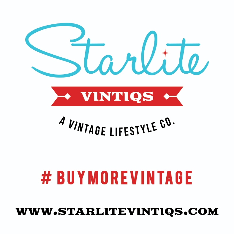 Starlite Vintiqs - A Vintage Lifestyle Company
