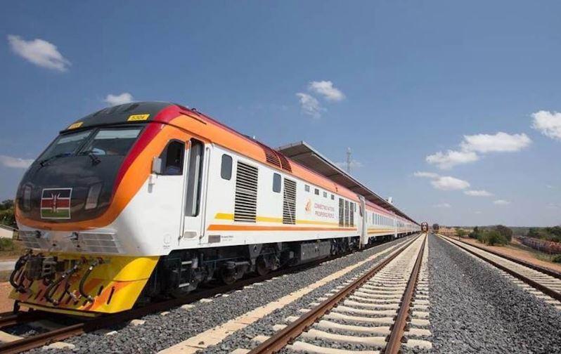 SGR Madaraka Express