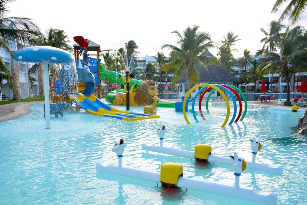 Aqua Park at PrideInn Paradise