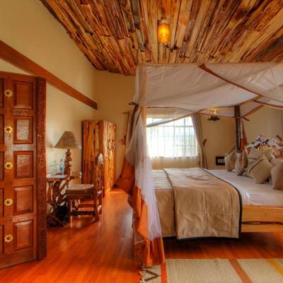 Naivasha Kongoni Lodge room