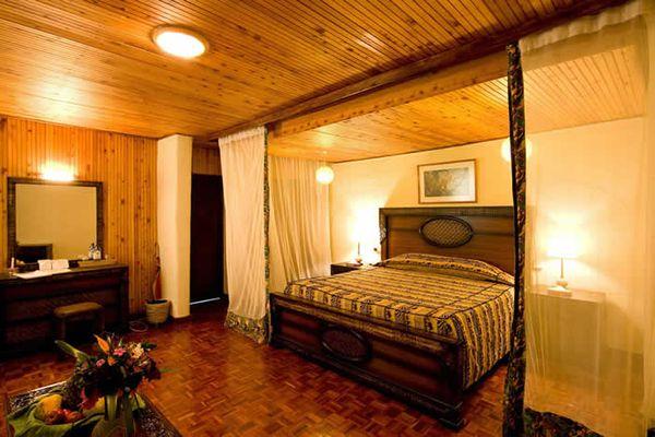 A room at Samburu Sopa Lodge