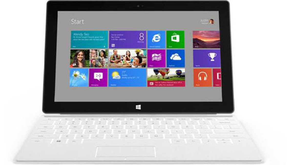 Microsoft: Tablette Surface et Windows 8 pour smartphone