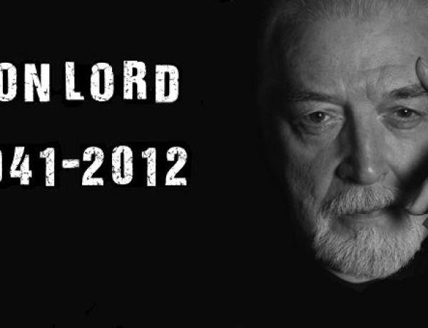 Jon Lord: Décès du cofondateur de Deep Purple