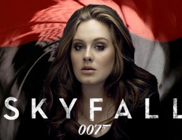 Adele : Pas tout à fait une James Bond Girl