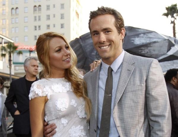 Ryan Reynolds et Blake Lively mariés !
