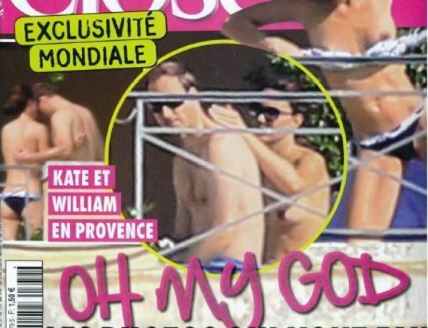 Kate Middleton : Les photos Topless !
