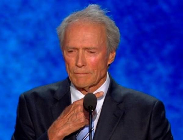 Clint Eastwood : «Une nouvelle chance» à sa carrière d'acteur
