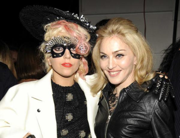 Madonna et Lady Gaga: Ensemble sur scène?