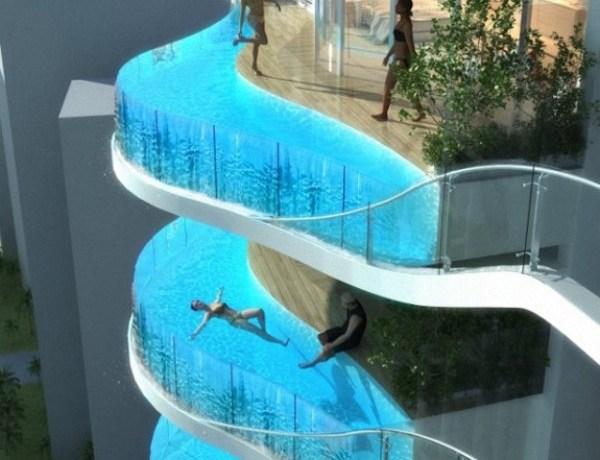 Avenir immobilier : Une piscine pour tout le monde?