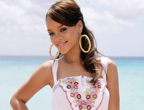 Rihanna : Nouveau  tatouage ?