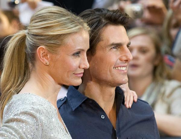 Tom Cruise prêt à quitter la scientologie pour Cameron Diaz ?