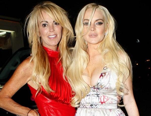 La mère de Lindsay Lohan en couple depuis 5 ans avec un homme qu'elle n'a jamais vu