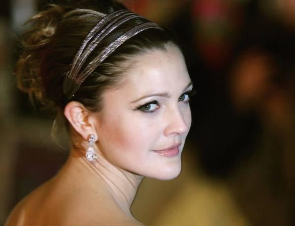 Drew Barrymore : Un petit trésor à la maison