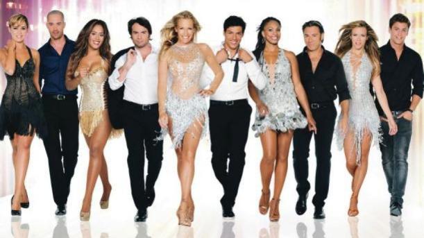 le casting de danse avec les stars