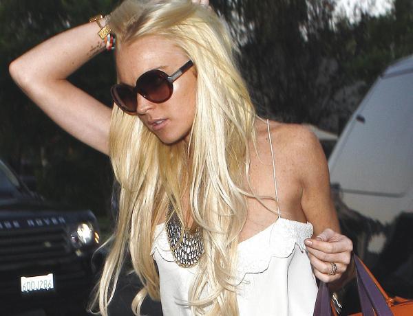 Lindsay Lohan : Elle aurait menti ?