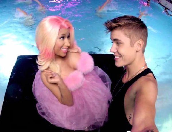 Vidéo du Dimanche #14/10 : Justin Bieber & Nicki Minaj font le Buzz !