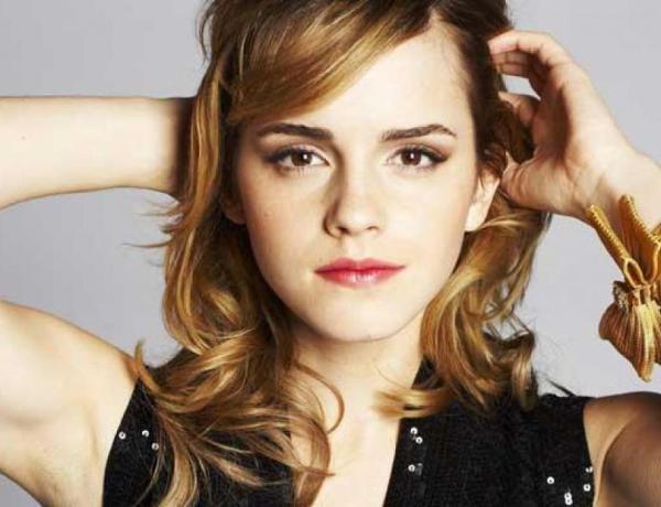 Emma Watson prise pour une ado
