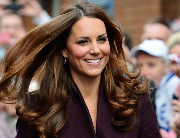 Kate Middleton: Accouchement prévu le…