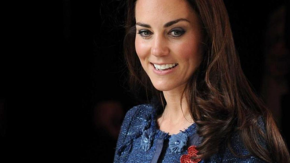 Kate Middleton : Une bonne action
