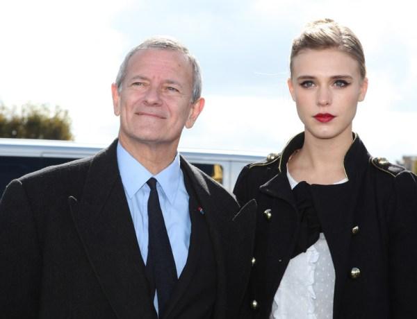 Francis Huster en couple avec une fille de 23 ans ? Il s'explique