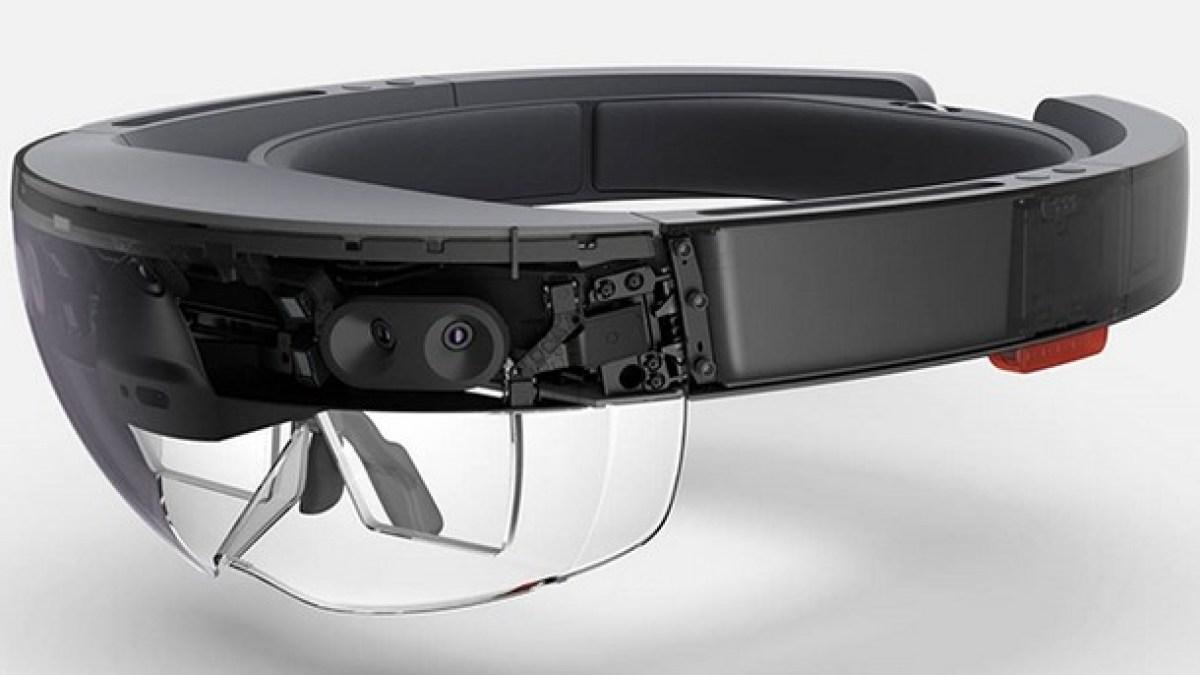 #Build2015: Microsoft dévoile Hololens son casque holographique