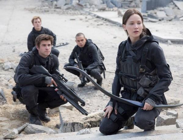 Hunger Games 4 : Une bande annonce explosive
