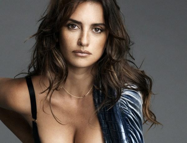 Vogue Espagne : Penélope Cruz s'affiche les cheveux courts