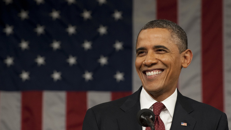 Barack Obama @Reuters