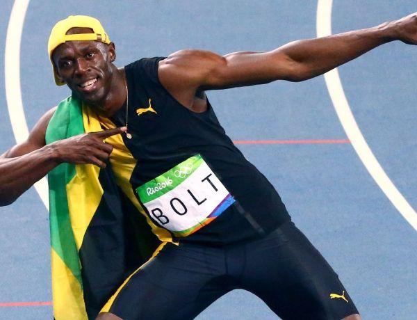 Malgré les infidélités d'Usain Bolt, Kasi Bennett accepte sa demande en mariage