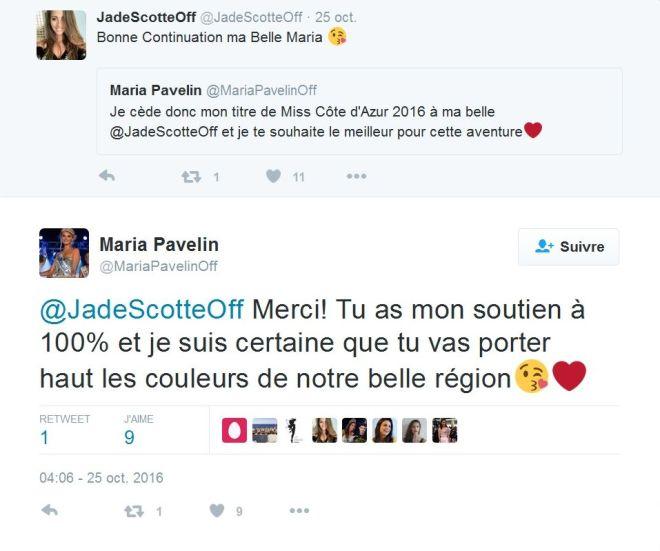 Miss France 2017 : Découvrez la raison de l'abandon de Miss Côte d'Azur !