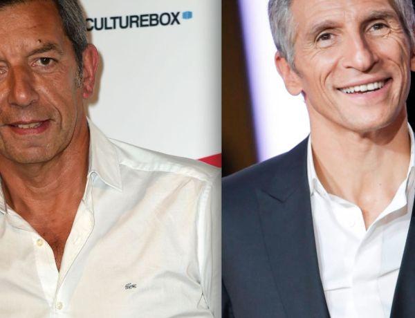 Michel Cymes et Nagui sont les animateurs TV préférés des français