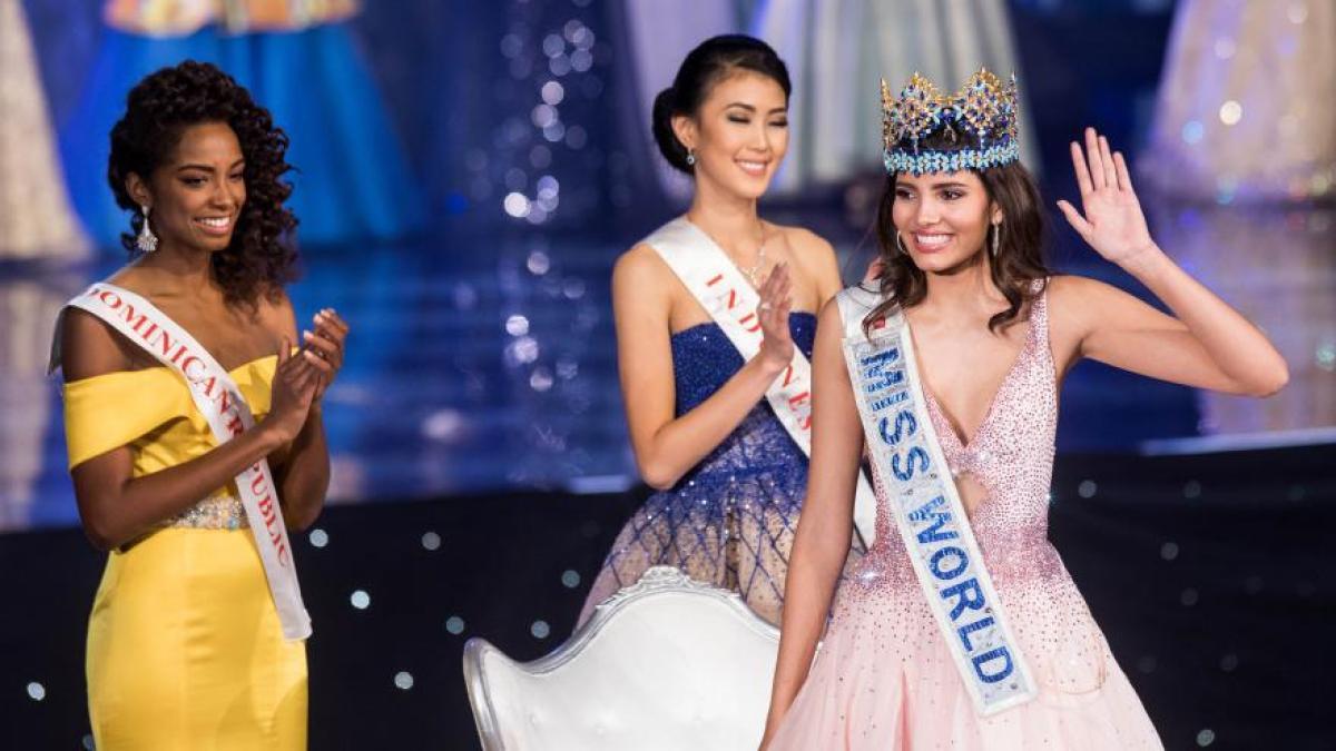 Miss Monde 2016 : Stephanie del Valle couronnée