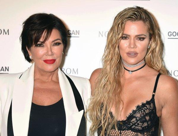 Khloé Kardashian maman : Le prénom de sa fille moqué, Kris Jenner lève le voile sur sa vraie signification