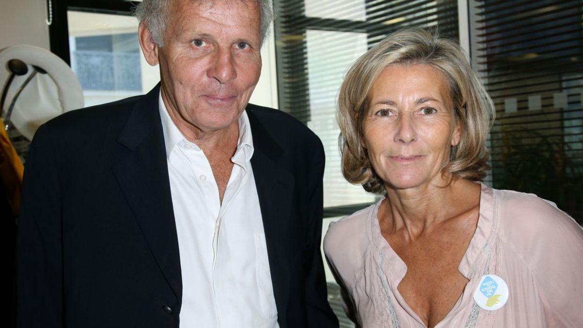 Claire Chazal évoque sa relation «passionnée» avec Patrick Poivre d'Arvor
